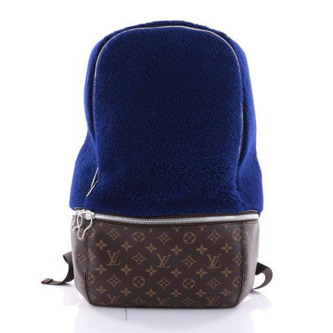 7038c2050944 Buy Louis Vuitton Limited Edition Marc Newson Backpack 2518302 – Rebag