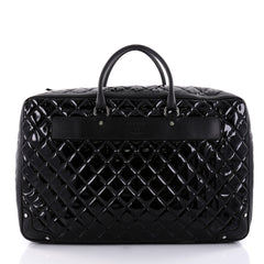 Chanel Travel Suitcase Quilted Vinyl with Calfskin XL 2528903