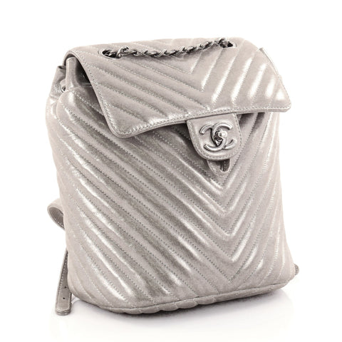 eb5c401c6bc7 Buy Chanel Urban Spirit Backpack Iridescent Chevron Calfskin 2544201 ...
