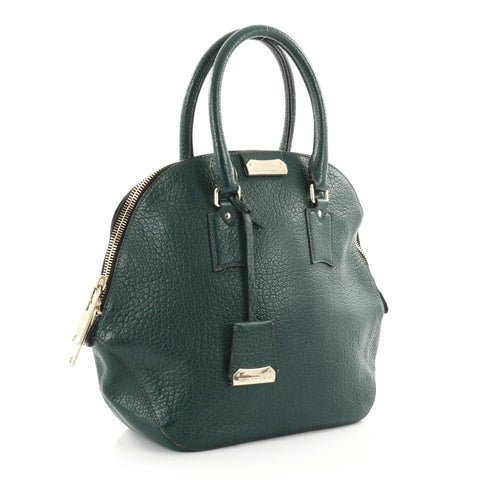 95c1754aac87 Buy Burberry Orchard Bag Heritage Grained Leather Medium 2547204 – Rebag