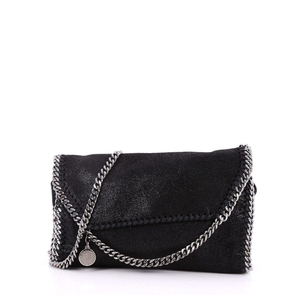 f74e9ae625 Buy Stella McCartney Falabella Clutch on Chain Shaggy Deer 2579602 ...