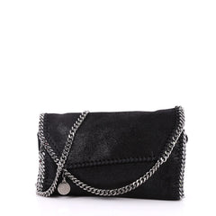 Stella McCartney Falabella Clutch on Chain Shaggy Deer 2579602