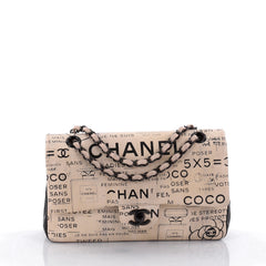 Chanel Classic Double Flap Bag Limited Edition Hand 2584901