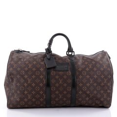 Louis Vuitton Waterproof Bandouliere Keepall Handbag 2585101