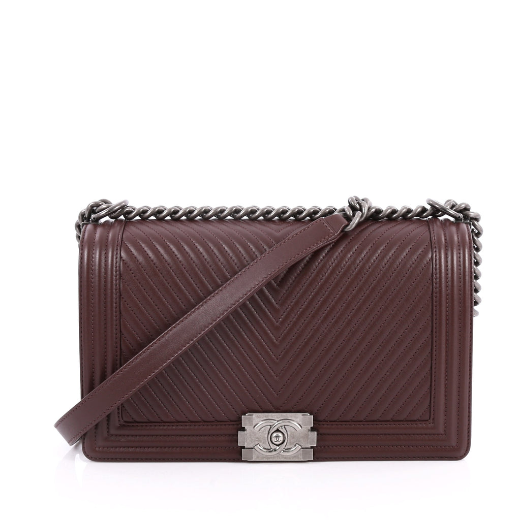 26589c4b6fca Chanel Boy Chevron Medium Flap Bag Price | Stanford Center for ...