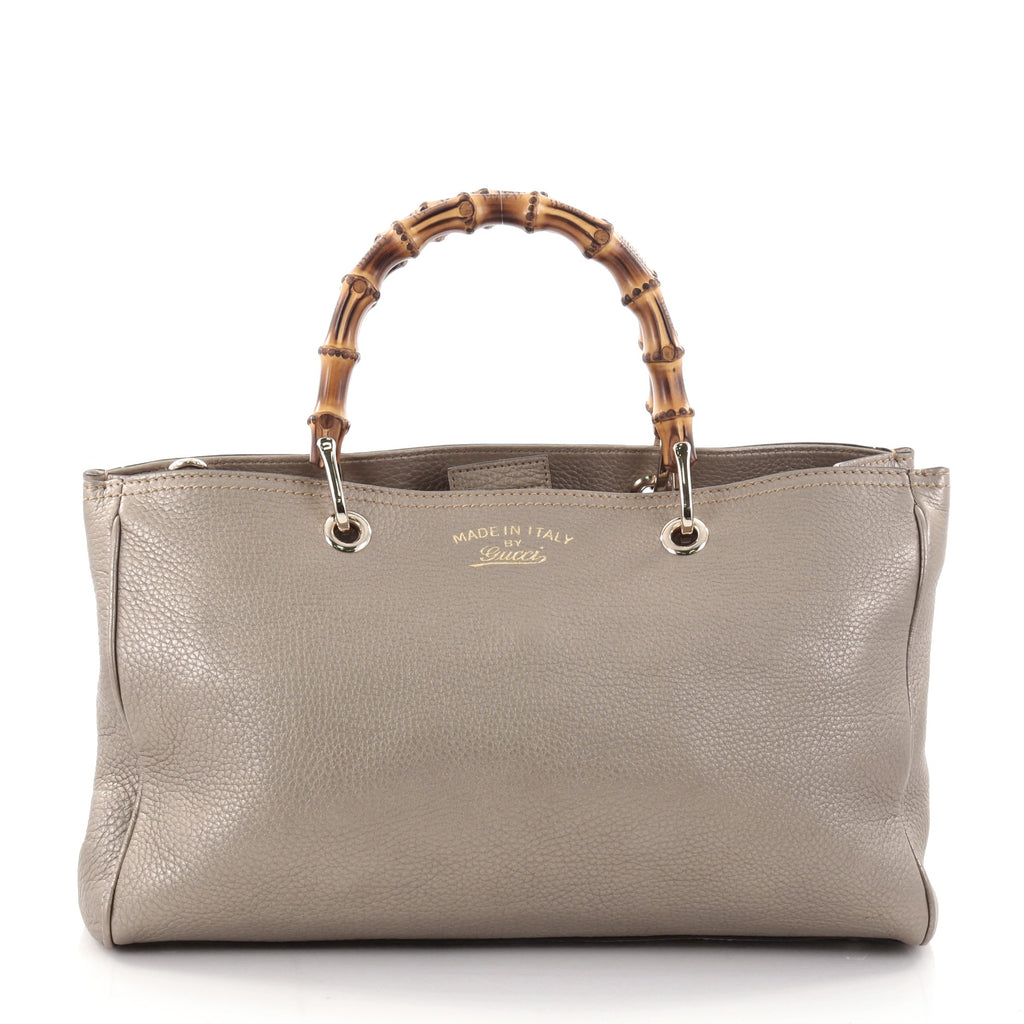 shopper gucci bamboo
