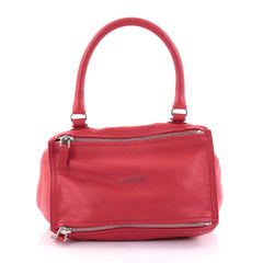 Givenchy Pandora Bag Leather Small Red 2605201