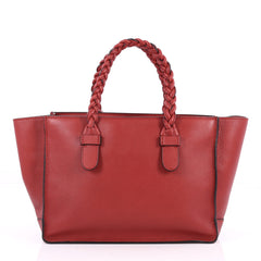Valentino To Be Cool Tote Leather Small Red 2633901