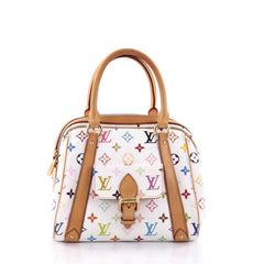 Louis Vuitton Priscilla Handbag Monogram Multicolor 2646102