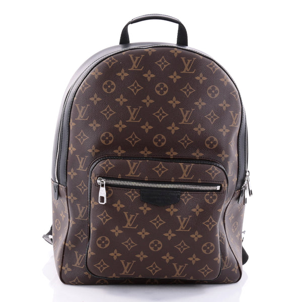 9e4eb0378f4b Buy Louis Vuitton Josh Backpack Macassar Monogram Canvas 2654001 – Rebag