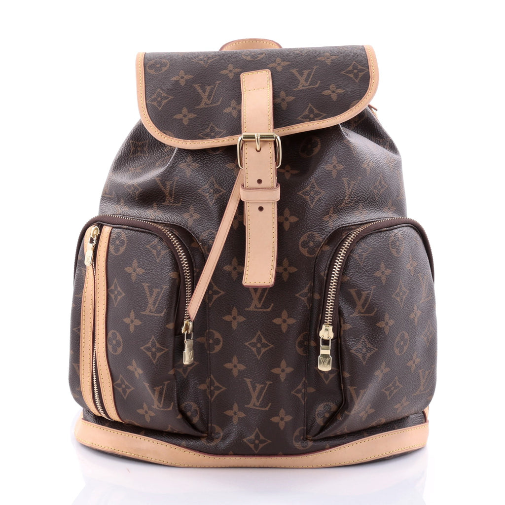 6817581c6a7 Buy Louis Vuitton Bosphore Backpack Monogram Canvas Brown 2667001