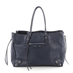 Balenciaga B4 Zip Around Tote Leather 2680706