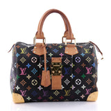 Louis Vuitton Speedy Handbag Monogram Multicolor 30 2693702