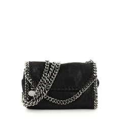 Stella McCartney Falabella Clutch on Chain Shaggy Deer 2695201