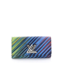 Louis Vuitton Twist Wallet Limited Edition Tropical Epi 2704303