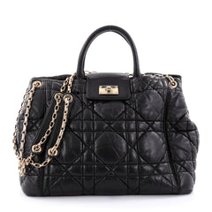 Christian Dior Milly La Foret Shopping Tote Cannage 2704803