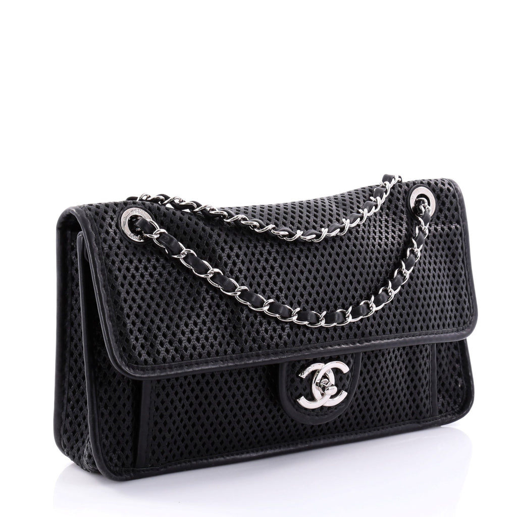 a4ffb6643982 Buy Chanel Up In The Air Flap Bag Perforated Leather Medium 2715501 ...