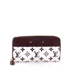 Louis Vuitton Zippy Wallet Monogram Canvas with Leather 2715503