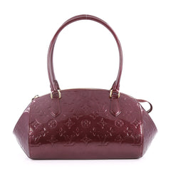 Louis Vuitton Sherwood Handbag Monogram Vernis PM Purple 2718701