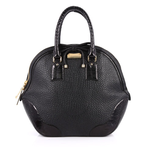 06cc5c595400 Buy Burberry Orchard Bag Heritage Grained Leather with 2728101 – Rebag