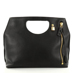 Tom Ford Alix Tote Leather Large Black 2731301