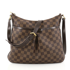 Louis Vuitton Bloomsbury Handbag Damier PM Brown 2736107
