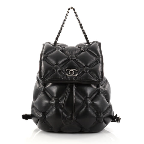 1bc1ecb0d35d Buy Chanel Chesterfield Backpack Quilted Calfskin Medium 2736110 – Rebag