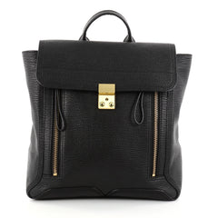 3.1 Phillip Lim Pashli Backpack Leather Black 2754001