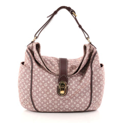 Louis Vuitton Romance Handbag Monogram Idylle Purple 2754601