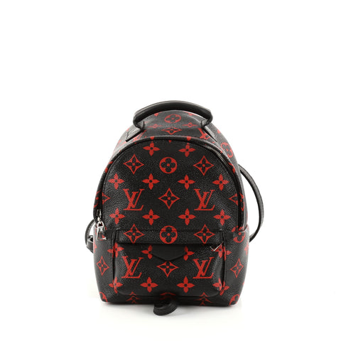 0d9884f6d8f0 Buy Louis Vuitton Palm Springs Backpack Limited Edition 2761602 – Rebag