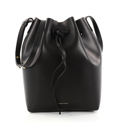 Bucket Bag Leather Large