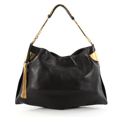 Gucci 1970 Hobo Leather Medium Black 2805902