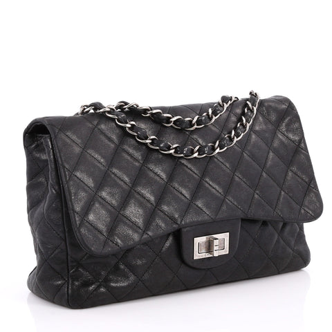 Buy Chanel Classic Single Hybrid Reissue Flap Bag Quilted 2860201 ... 2a40140dc5041