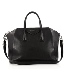 Givenchy Antigona Bag Leather Medium Black 2883501