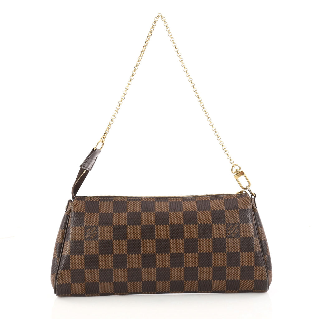 13ba4330a8c3 Buy Louis Vuitton Eva Crossbody Damier Brown 2885601 – Rebag