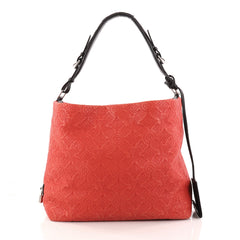 Louis Vuitton Antheia Hobo Leather PM Red 2887503