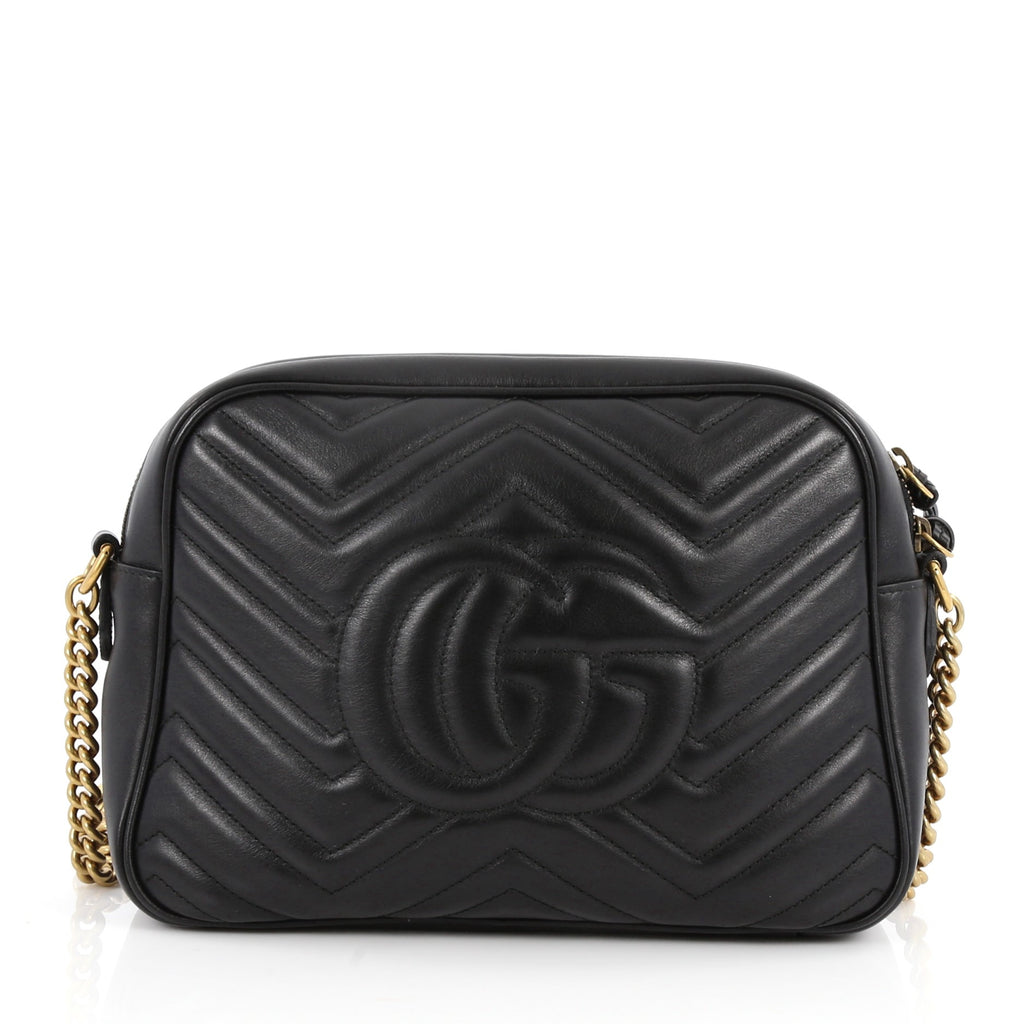 b897a01dc081a6 Buy Gucci GG Marmont Shoulder Bag Matelasse Leather Medium 2888601 ...