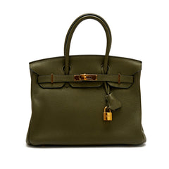 Hermes Birkin Togo Limited Edition Color 30