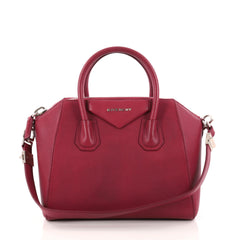 Givenchy Antigona Bag Leather Small Pink 2904601
