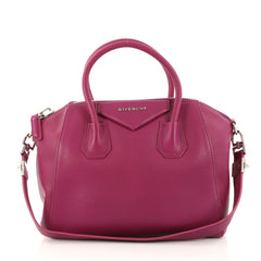 Givenchy Antigona Bag Leather Small Pink 2917401