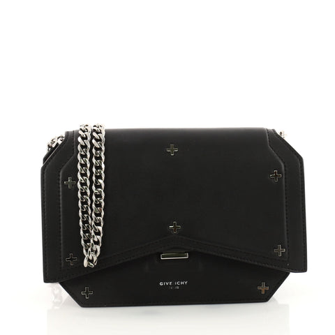 73191b750cec Buy Givenchy Bow Cut Chain Crossbody Bag Studded Leather 2977101 – Rebag
