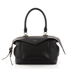 Givenchy Sway Bag Leather Small Black 2991404
