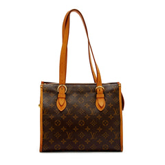 Louis Vuitton Popincourt Tote Monogram Canvas Haut Bag