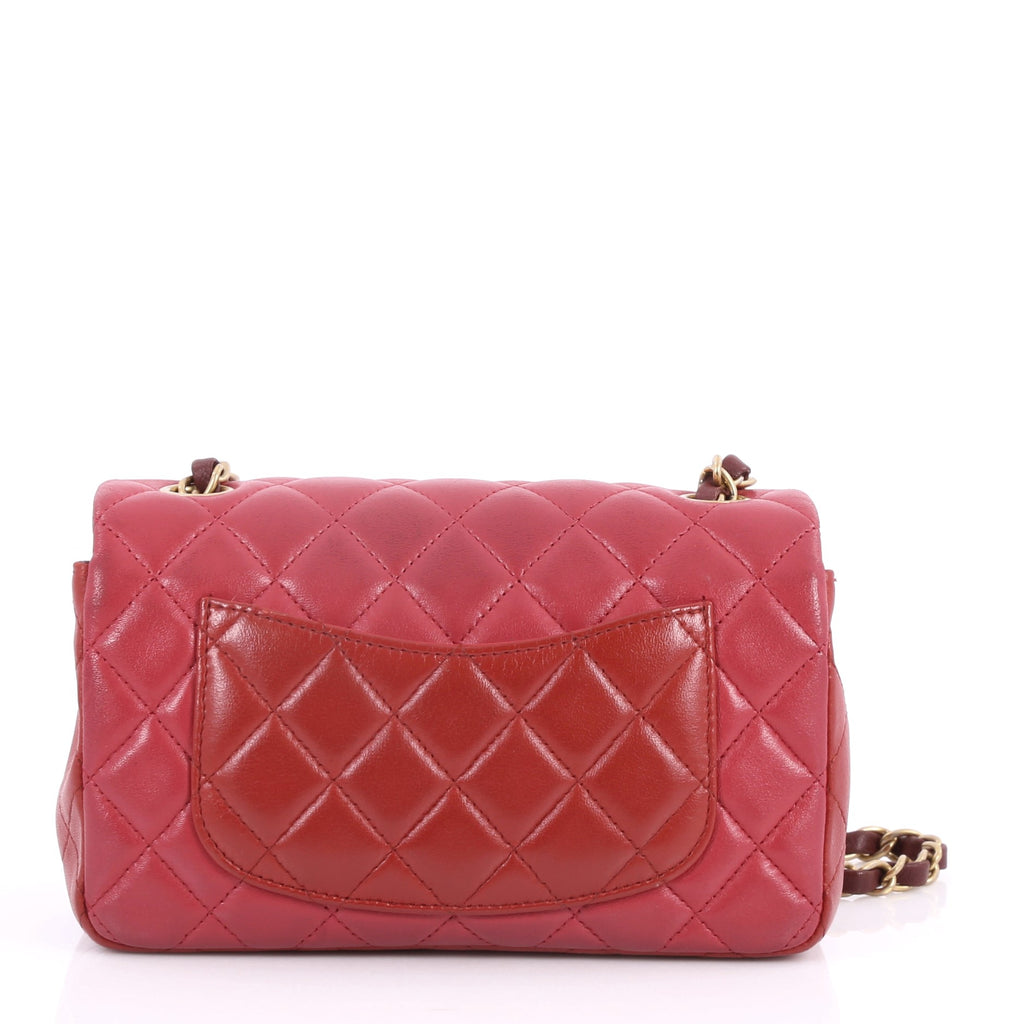 f66b310f04c15b Buy Chanel Tricolor Classic Single Flap Bag Quilted Lambskin 3000402 ...