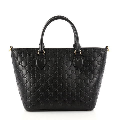 1ebfbbebb293 Buy Gucci Signature Convertible Tote Guccissima Leather 3036603 – Rebag