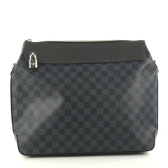 Louis Vuitton Greenwich Messenger Bag Damier Cobalt Blue 3046804