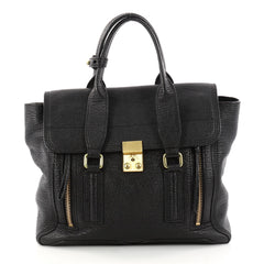 3.1 Phillip Lim Pashli Satchel Leather Medium 3052601