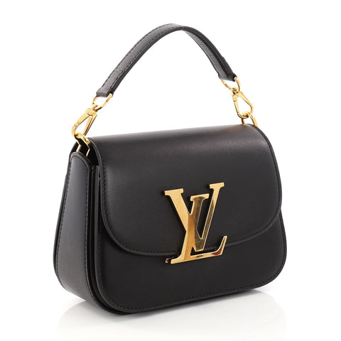9e6c2d1dfe5e Buy Louis Vuitton Vivienne LV Bag Box Leather Black 3083902 – Rebag