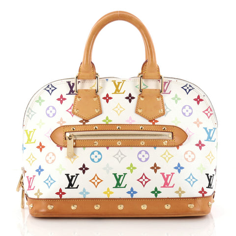 eee426a025e Alma Handbag Monogram Multicolor PM