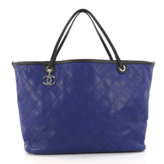 Fever Tote Quilted Caviar XL